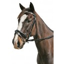 Cavallino Raised Hanoverian Bridle